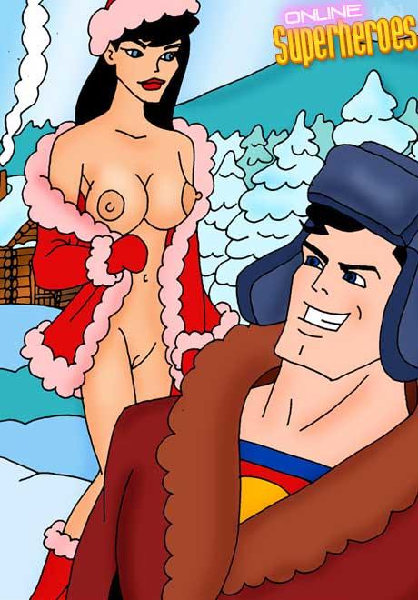 Supergirl toon sex