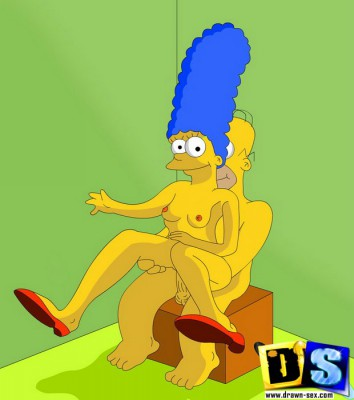 simpsons hardcore cartoon fucking