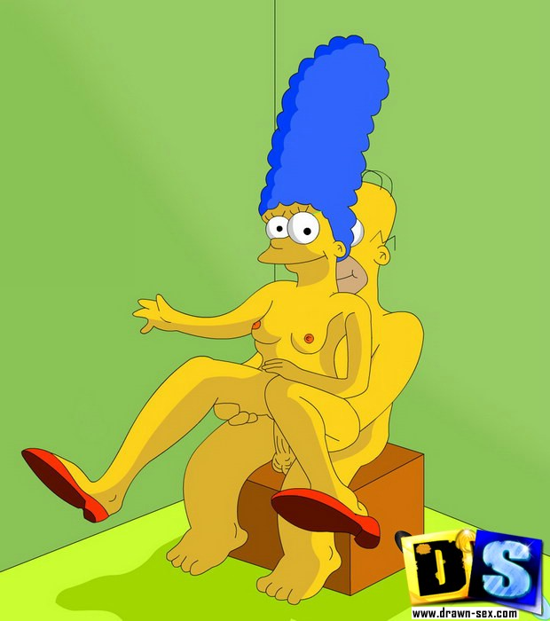 Congratulate, what Sexy the simpsons toons porn